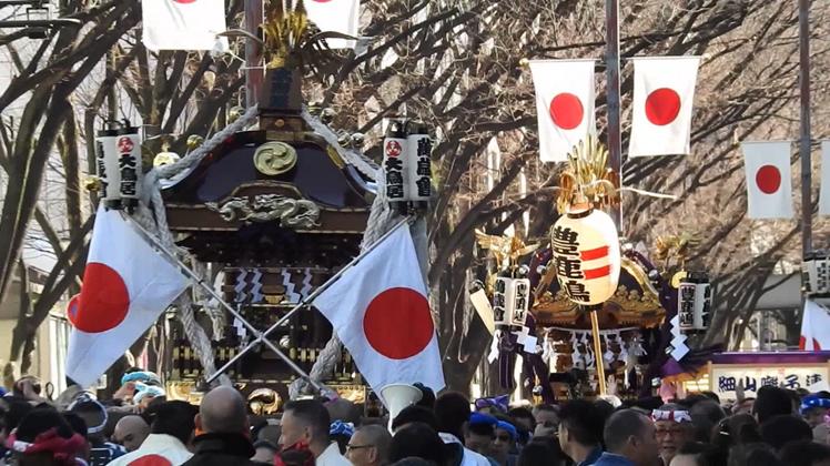 特集~奉祝・建国記念の日~ 東京編 « 日本会議